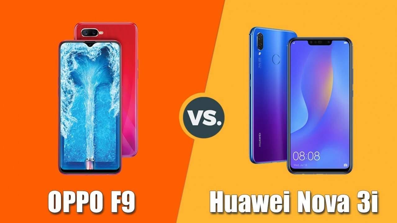 Oppo F9 Vs Huawei Nova 3i Mana Yang Lebih Unggul Pricebook