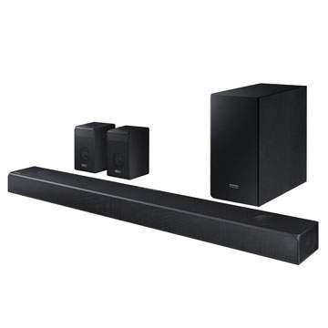 Samsung Soundbar HW-N950, Home Theater dengan 17 Speaker