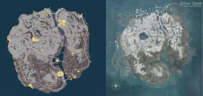 maps baru pubg