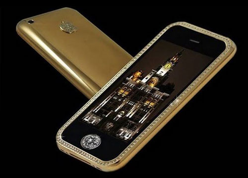 Goldstrike iPhone 3GS Supreme