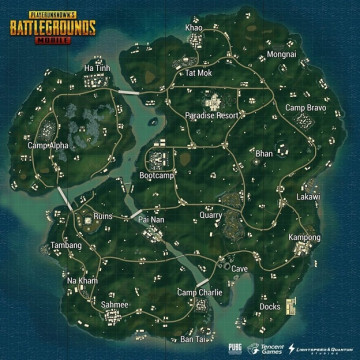6 Cara Chicken Dinner di Map Sanhok,