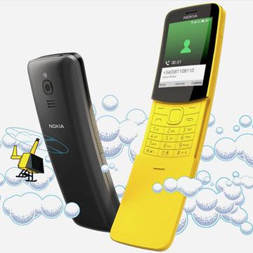 Nokia 8110 4G Laris Manis di Buru Konsumen, Harganya?