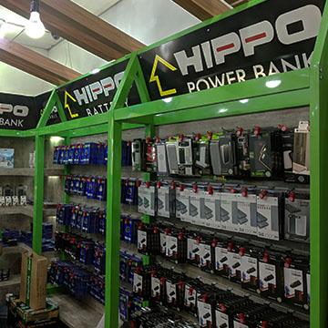 Hippo Resmikan Rumah Hippo Bandung dan Power Bank Slick 2