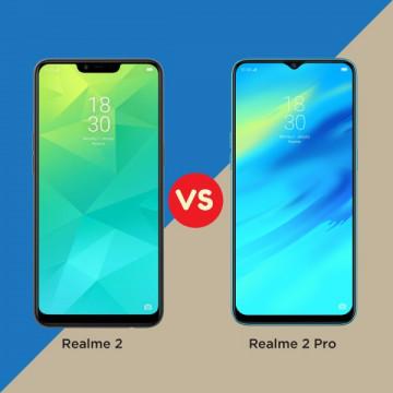 Perbedaan Realme 2 dan Realme 2 Pro, Smartphone Kuda Hitam Baru di Indonesia