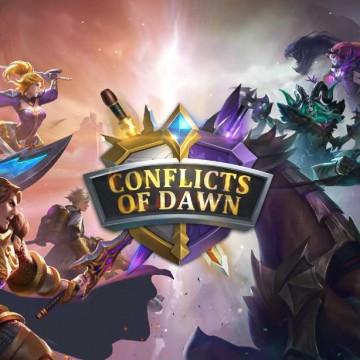 Conflict Of Dawn, Event Sekali Seumur Hidup Mobile Legends