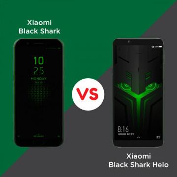 Perbedaan Xiaomi Black Shark Helo dan Black Shark Pertama, Apa Saja yang Berubah?