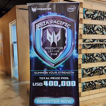 Jadwal dan Lokasi Babak Kualifikasi Predator League 2019