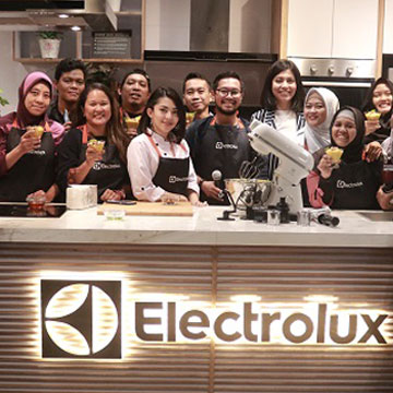 Pengalaman Memasak di Electrolux Taste & Care Centre (ETCC)