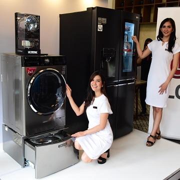 LG Smart Inverter, Daya Ekonomis Bikin Produk Makin Laris