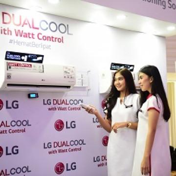 LG AC Inverter, Makin Serius Kembangkan Pasar Indonesia