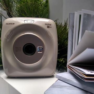 Fujifilm Instax SQ 20, Lebih Kaya Fitur DIbandingkan Instax SQ 10