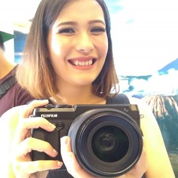 Fujifilm GFX 50R Terbaru Untuk Fotografer  Profesional