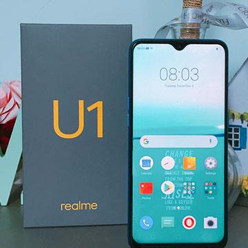 Unboxing Realme U1 yang Segera Hadir di Indonesia