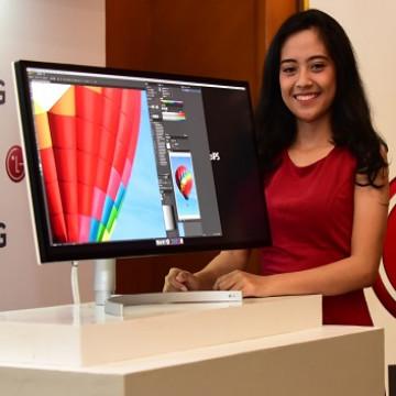 Dua Monitor 5K LG Gebrak Pasar Indonesia