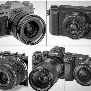 Kamera Mirrorless Terbaik Awal 2019 untuk Semua Fotografi