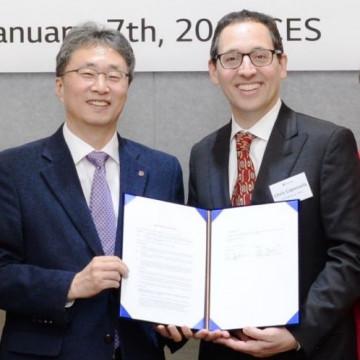 CES 2019 : LG Bermitra dengan Microsoft Bikin Kendaraan Otonom
