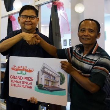 Subiyanto, Pemenang Rumah 1 Milyar dari OPPO Mimpi Jadi Gampang