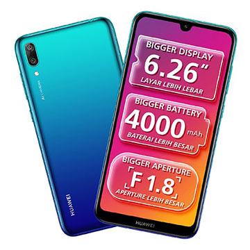 Huawei Y7 Pro 2019 di Jual 1 Jutaan, Spek Mirip Vivo Y91