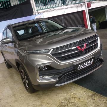 Wuling Almaz 2019, SUV Terbaru untuk Indonesia
