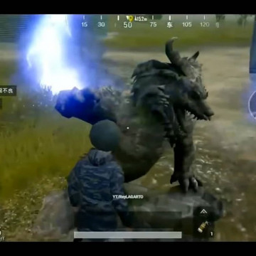 Imlek 2019, PUBG Mobile Luncurkan Monster Mode Lawan Naga