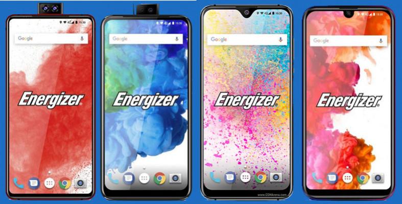 Hp Energizer terbaru