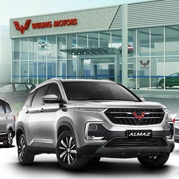 Daftar Harga Mobil Wuling Indonesia, Almaz Limited Edition 300 Jutaan!