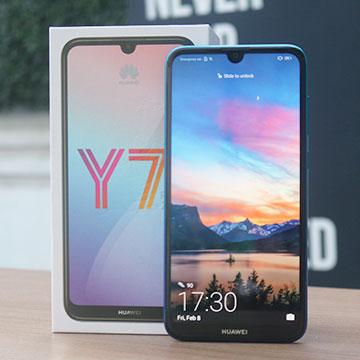 Review Huawei Y7 Pro : Performa Meningkat dengan RAM 4GB