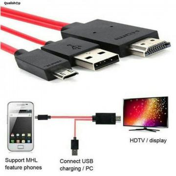 Variasi dan Harga Kabel HDMI Hp ke TV