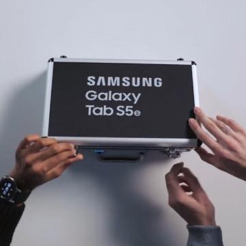 Penampakan Tablet Samsung Galaxy Tab S5e Terbaru