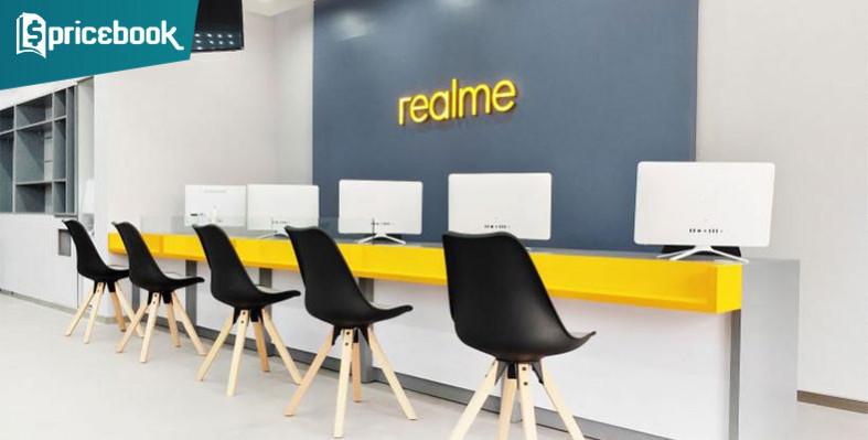 Service Center Realme Pertama Di Dunia Ada Di Roxy Pricebook
