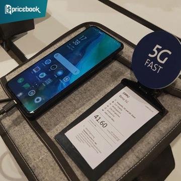 OPPO Reno 10x Zoom, Ponsel 5G Pertama di Indonesia