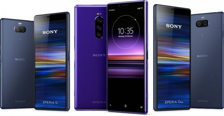 Sony Xperia Terbaru