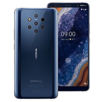 Nokia 9 PureView, Hp dengan 5 Kamera Pertama di Dunia