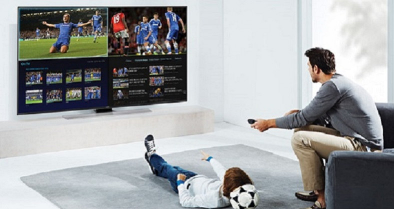 ilustrasi Smart TV