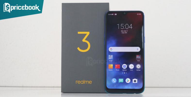 Harga Realme 3 Terbaru 2019 Murah Spesifikasi Mantap Pricebook