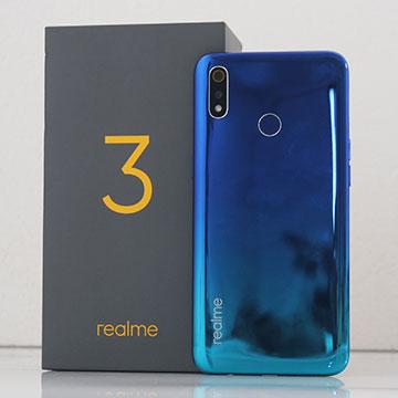 Harga Realme 3 Sudah Resmi, RAM 3GB di Bawah 2 Juta