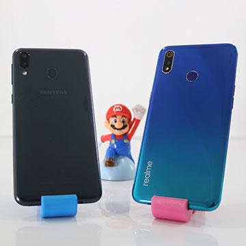 Realme 3 vs Samsung Galaxy M20, Murah Belum Tentu Kalah