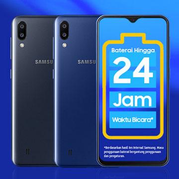 Flash Sale Samsung Galaxy M10, Sudah Murah Masih di Diskon!