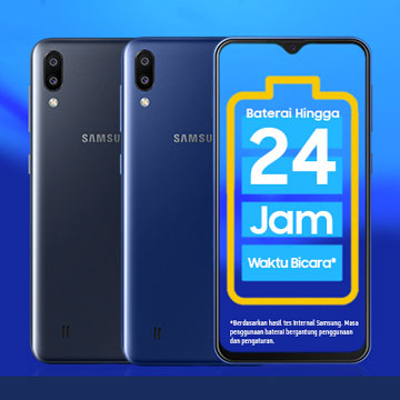 Harga Samsung Galaxy M10 di Jual Murah, Spesifikasinya?
