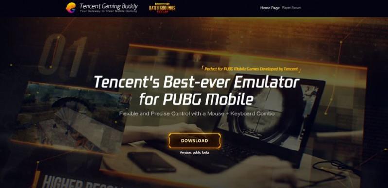 emulator PUBG