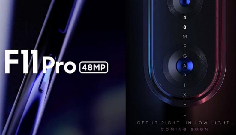 OPPO F11 Pro Pakai teknologi Samsung