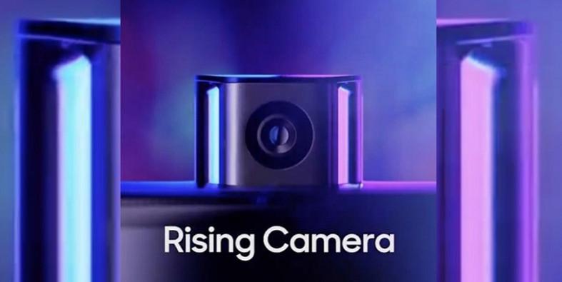 Rising Camera Oppo F11 Pro