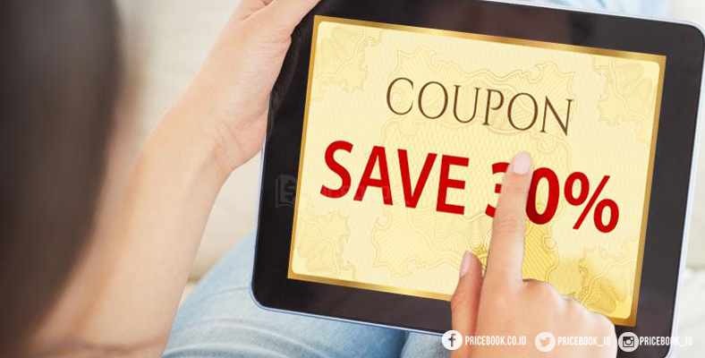cara belanja online pakai voucher