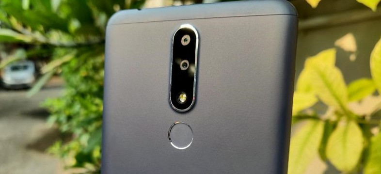kamera nokia 3.1 plus