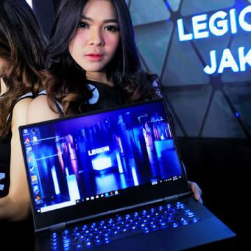 Lenovo Gaming Terbaru, Legion Y740 dan Legion C730 Cube