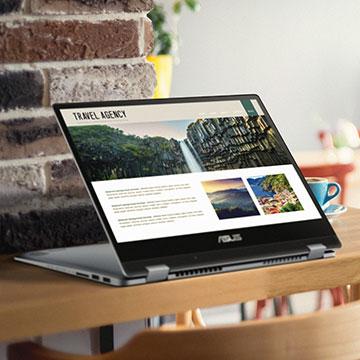 ASUS VivoBook Flip TP412, Laptop yang Bisa Jadi Tablet