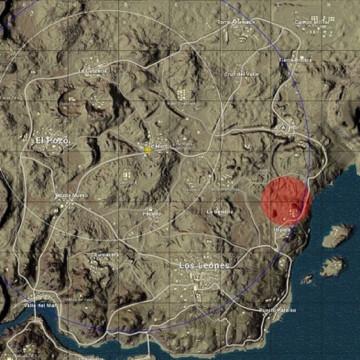 Campo Militar, Kota Paling Aman Di Map Miramar PUBG Mobile