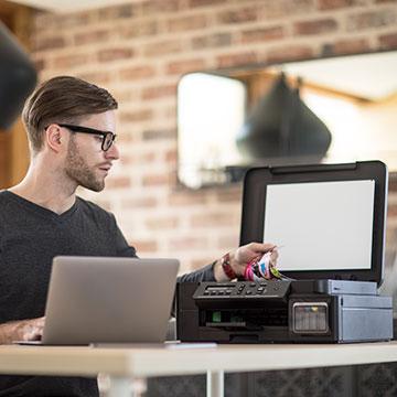Printer Ink Tank Terbaik yang Bisa Copy dan Scan di 2019