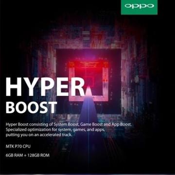 Hyperboost, Fitur Penguat OPPO F11 Pro