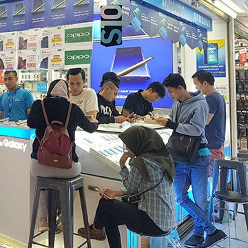 4 Toko Hp di Bandung Rekomendasi Pricebook, Harga Bersaing